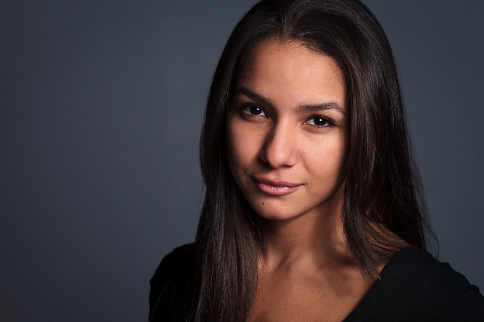 Gineé Duran, actriz