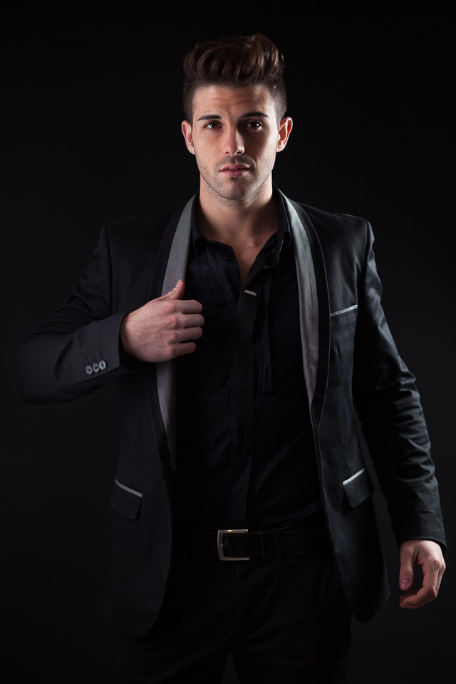 Jordi Árboles, modelo