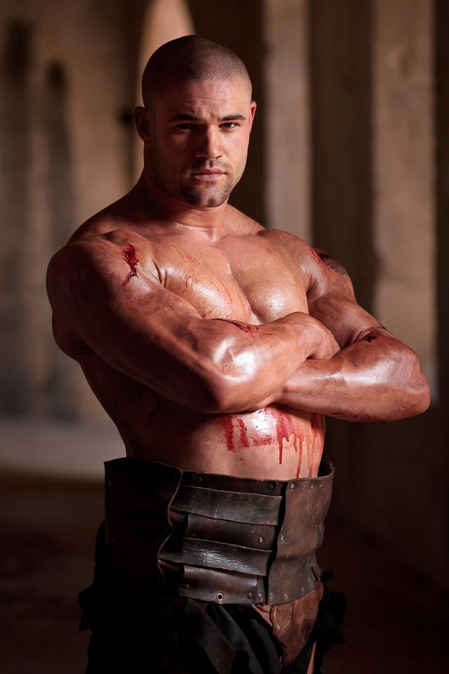 Oscar Orozco, campeón de body building