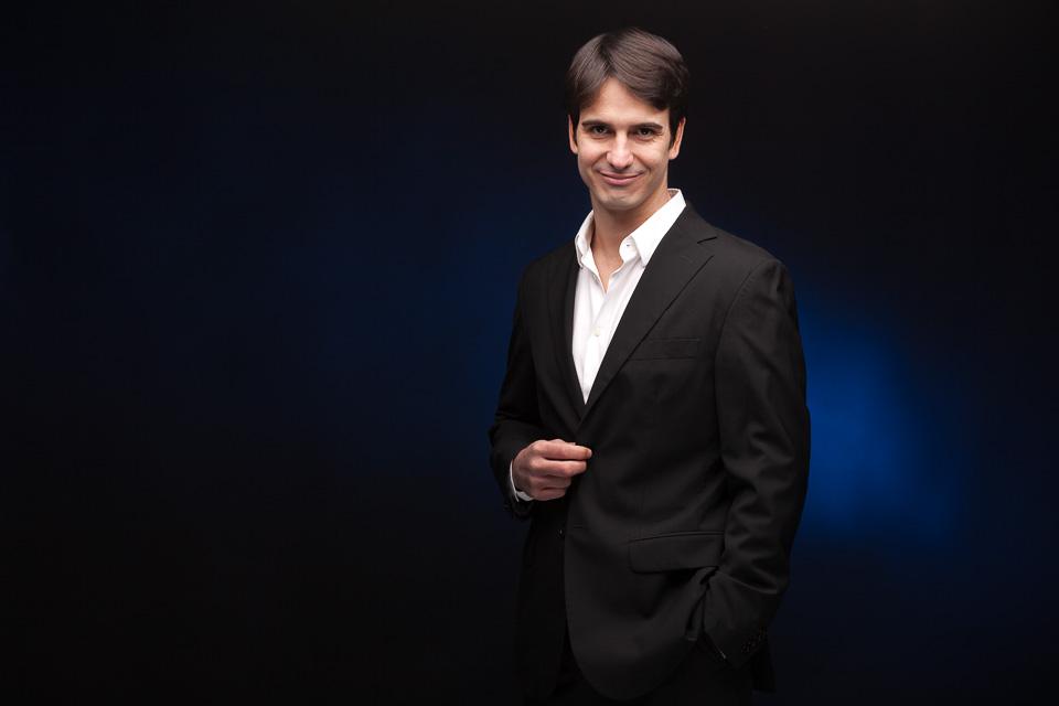 Sandro López, actor
