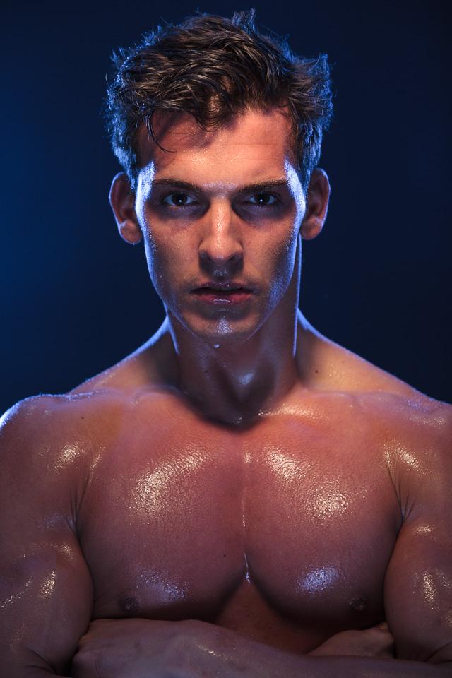 Sergio Valero, modelo
