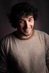 Noe Blancafort, actor.