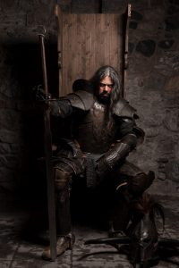 War Lord Mordekay, Alma Cubrae