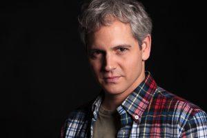 Ramón Garrido, actor. Retrato, sesión de estudio