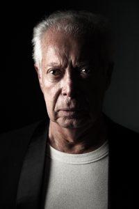 Retrato primer plano del actor Carlos Lasarte. Photo: Javi Aguilar © 2012. All rights reserved