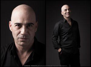 Ferran Terraza, actor. Fotografías para book