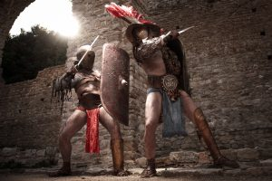 Gladiadores. Foto: Javi Aguilar @ 2011