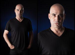 Retratos de Ferran Terraza, por Javi Aguilar