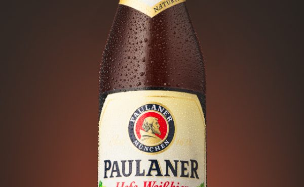 Paulaner condensación, fotografía publicitaria