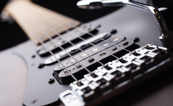 Guitarra Vigier, fotografía de producto
