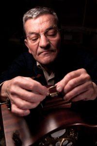 Retrato de mi padre, por Javi Aguilar