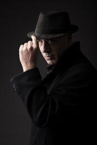 Retrato del actor Ferran Terraza
