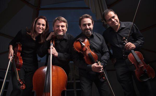 Cuarteto de cuerda Manfred