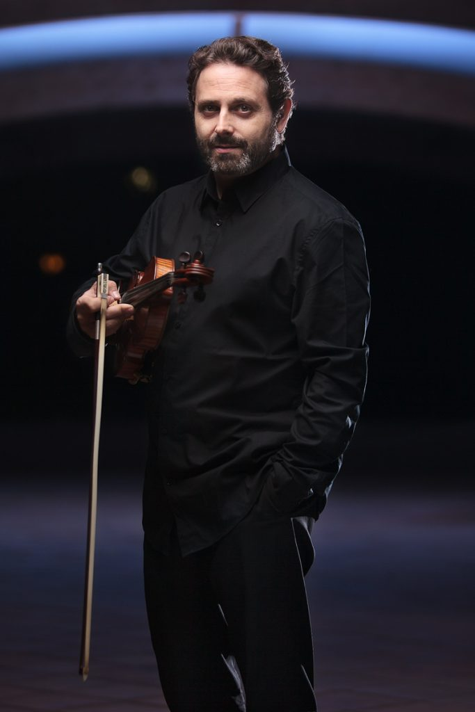 Adolf - Violinista Quartet Manfred